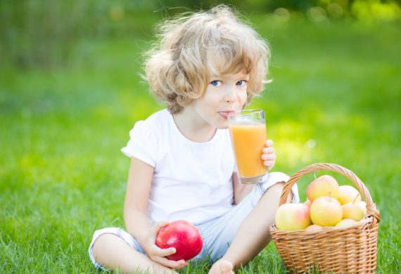 Zdrowie dziecko witaminy