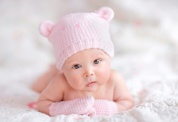 noworodek w domu