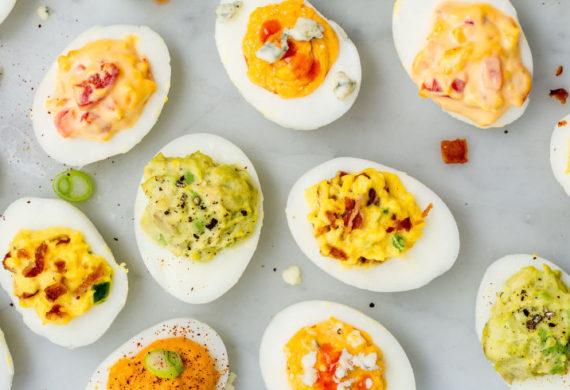 przepisy na pyszności z jajek kurzych