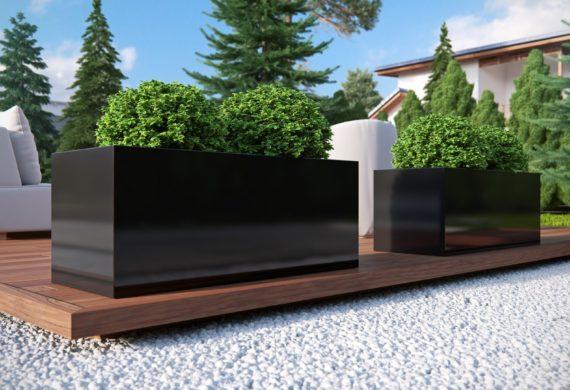 Jakie donice ogrodowe wybrać na taras? Podpowiadamy!