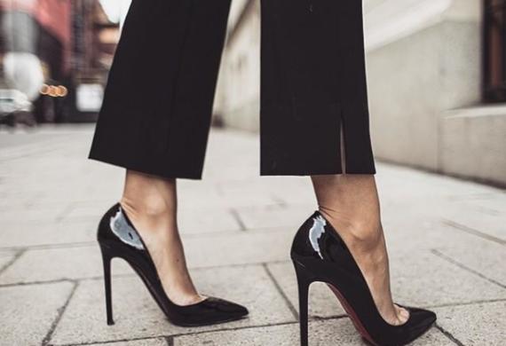 Szpili damskie - krótka historia najładniejszych damskich butów