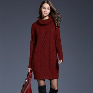 2018-Women-Fashion-Turtleneck-Thick-Sweater-Dresses-Plus-Size-Casual-Sexy-Knitted-Cotton-Autumn-Winter-Dress.jpg_640x640