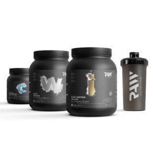 Starter pack Raw Nutrition produktowy