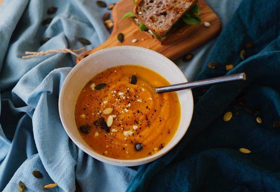 zupa dyniowa polki w sieci